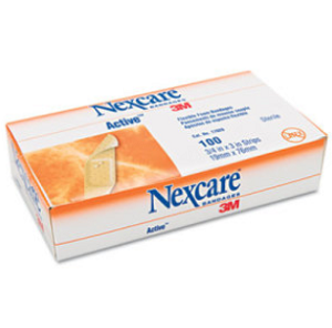 active nexcare strip sequence accessibles